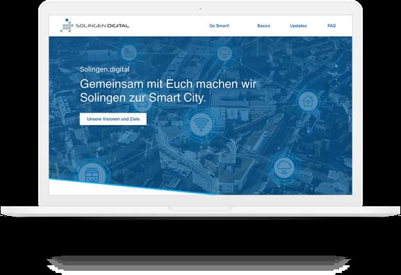 Solingen.digital Website